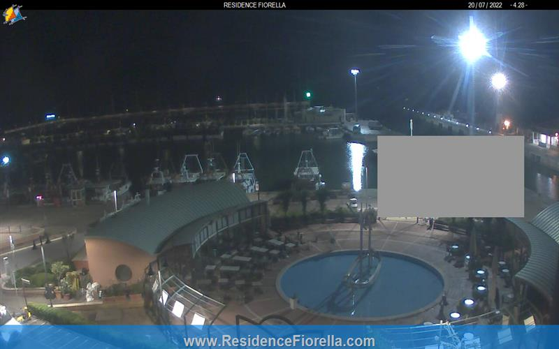 Webcam Cattolica Sud