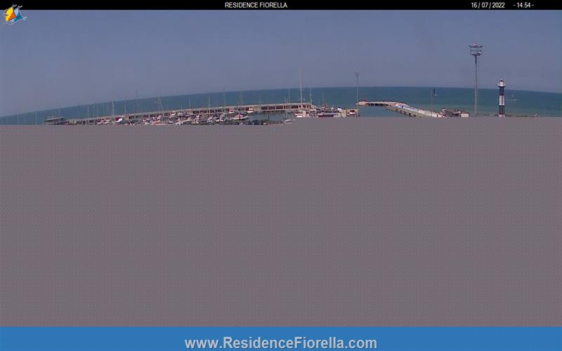 Webcam Traffico Riviera Romagnola - Webcam Meteo » ILMETEO.it
